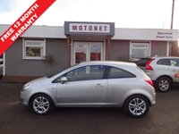 USED 2008 57 VAUXHALL CORSA 1.4 SXI A/C 16V 3DR HATCHBACK 90 BHP +++SPRING SALE NOW ON+++