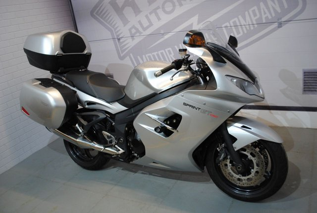 2013 13 TRIUMPH SPRINT GT 1050 ABS 1050cc SPRINT GT 1050 ABS