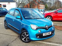 USED 2015 65 RENAULT TWINGO 0.9 DYNAMIQUE ENERGY TCE S/S 5d 90 BHP Zero Road Tax And FULL Renault Service History