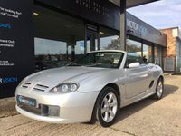 2004 MG TF 1.8 135 2d 135 BHP £1495.00