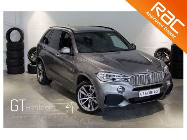 2016 16 BMW X5 XDRIVE40D M SPORT 7 SEATER [PAN ROOF]