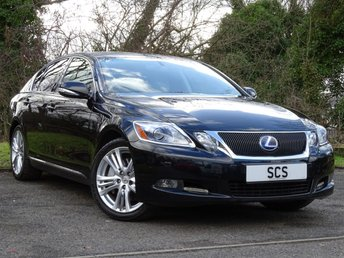 View our LEXUS GS
