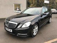 2011 MERCEDES-BENZ E CLASS 2.1 E220 CDI BLUEEFFICIENCY EXECUTIVE SE 5d AUTO 170 BHP £8995.00
