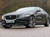 USED 2015 15 JAGUAR XJ 3.0 D V6 PORTFOLIO 4d AUTO 275 BHP