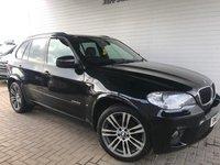 2010 BMW X5 3.0 XDRIVE30D M SPORT 5d AUTO 241 BHP £14995.00