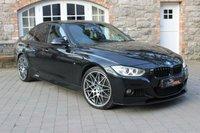 2014 BMW 3 SERIES 3.0 335D XDRIVE M SPORT 4d AUTO 309 BHP £18950.00