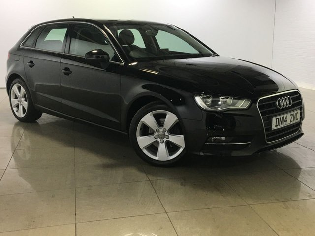 View our 2014 14 AUDI A3 1.6 TDI SPORT 5d 104 BHP