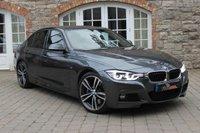 2017 BMW 3 SERIES 3.0 330D M SPORT 4d AUTO 255 BHP £25750.00
