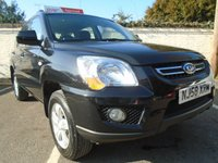 USED 2008 58 KIA SPORTAGE 2.0 XE 5d 140 BHP GUARANTEED TO BEAT ANY 'WE BUY ANY CAR' VALUATION ON YOUR PART EXCHANGE