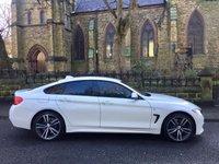 2016 BMW 4 SERIES 3.0 435D XDRIVE M SPORT GRAN COUPE 4d AUTO 309 BHP £25995.00