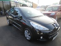 USED 2012 61 PEUGEOT 207 1.4 ACTIVE 5d 74 BHP NO DEPOSIT DEALS AVAILABLE