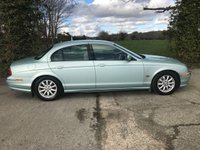 USED 2002 02 JAGUAR S-TYPE 3.0 V6 4d 240 BHP