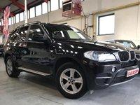2011 BMW X5 3.0 XDRIVE30D SE 5d AUTO 241 BHP £15995.00