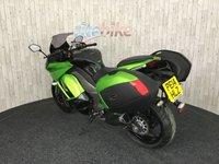 USED 2014 14 KAWASAKI Z1000SX Z1000SX GBF MODEL SPORTS TOURER SIDE LUGGAGE 2014 14