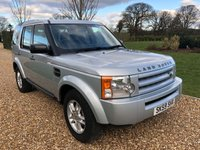 2009 LAND ROVER DISCOVERY 2.7 3 TDV6 GS 5d 188 BHP £12000.00