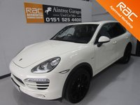 USED 2011 09 PORSCHE CAYENNE 3.0 D V6 TIPTRONIC 5d AUTO 245 BHP 25K WORTH OF SPEC BE QUICK CHEAPEST IN THE UK