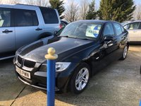 2008 BMW 3 SERIES 2.0 320D SE 4d 174 BHP £SOLD