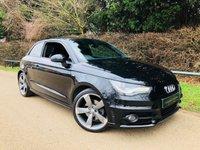 2012 AUDI A1 2.0 TDI S LINE BLACK EDITION 3d 143 BHP £10500.00