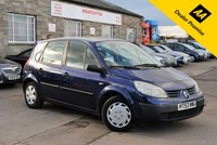 2003 RENAULT SCENIC 1.5 AUTHENTIQUE DCI 5d 81 BHP £1475.00