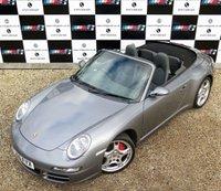 USED 2006 06 PORSCHE 911 3.8 CARRERA 4 TIPTRONIC S 2d AUTO 350 BHP