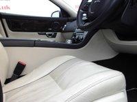 USED 2015 65 JAGUAR XJ 3.0 TD Portfolio LWB Saloon (s/s) 4dr 1 OWNER+REAR MEDIA+PAN ROOF