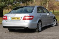 USED 2012 61 MERCEDES-BENZ E CLASS 3.0 E350 CDI BLUEEFFICIENCY SPORT ED125 4d AUTO 265 BHP