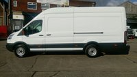 USED 2015 64 FORD TRANSIT 2.2 350 H/R P/V 1d 124 BHP JUMBO 1 OWNER F/S/H PRINT OUT \ FREE 12 MONTHS WARRANTY COVER //