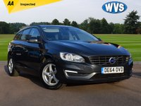2014 VOLVO V60 1.6 D2 BUSINESS EDITION 5d 113 BHP £8149.00