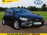 USED 2014 64 VOLVO V60 1.6 D2 BUSINESS EDITION 5d 113 BHP Here we have a saville grey metallic October 2014 Volvo V60 1.6 115 D Business Edition 5dr estate priced at just £8499. 1 keeper from new with 2 keys and 7 stamps in the service book