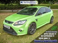 2010 FORD FOCUS 2.5 RS 3d 300 BHP £23495.00
