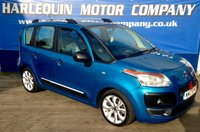 USED 2012 12 CITROEN C3 PICASSO 1.6 PICASSO CODE HDI 5d 90 BHP 2012 CITROEN C3 PICASSO CODE 1.6 TURBO DIESEL MANUAL IN ELECTRIC BLUE METALLIC AIR CON ALLOYS ONLY £30 TAX A YEAR EXCEPTIONAL MUST BE SEEN