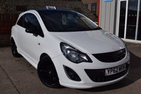 2012 VAUXHALL CORSA 1.2 LIMITED EDITION 3d 83 BHP £5495.00