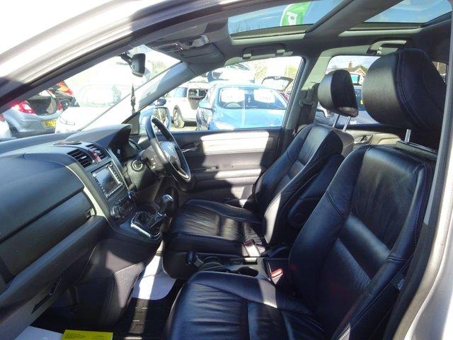 USED 2010 60 HONDA CR-V 2.2 I-DTEC EX 5d 148 BHP ***PANORAMIC SUNROOF***