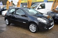 USED 2010 60 RENAULT CLIO 1.5 DYNAMIQUE TOMTOM DCI 5d 86 BHP THE CAR FINANCE SPECIALIST