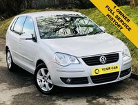 2008 VOLKSWAGEN POLO 1.4 MATCH 5d AUTO 79 BHP £3500.00