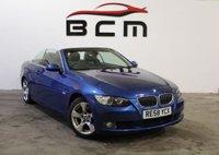 2008 BMW 3 SERIES 3.0 325I SE 2d AUTO 215 BHP £7500.00