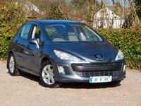 2007 PEUGEOT 308 1.6 SE HDI 5d 108 BHP £4270.00
