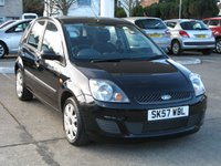 2008 FORD FIESTA 1.2 STYLE CLIMATE 16V 5d 78 BHP £2695.00
