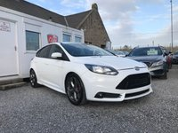 2013 FORD FOCUS ST-2 2.0T 5dr ( 250 bhp ) £12495.00