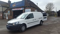 2013 VOLKSWAGEN CADDY MAXI  STARTLINE 102BHP DIRECT FROM NORTH LANARKSHIRE COUNCIL £5995.00