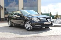 USED 2010 60 MERCEDES-BENZ C CLASS C220 CDI BLUEEFFICIENCY SPORT 2.1 4d AUTO  MBSH - SUPER SPEC - CO. OWNED
