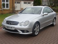 2009 MERCEDES-BENZ CLK 2.1 CLK220 CDI SPORT 2d AUTO 148 BHP £5000.00