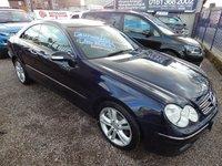 2007 MERCEDES-BENZ CLK 3.0 CLK320 CDI AVANTGARDE 2d AUTO 222 BHP £4495.00