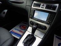USED 2007 07 MERCEDES-BENZ CLK 3.0 CLK320 CDI AVANTGARDE 2d AUTO 222 BHP GREY LEATHER, SAT NAV, BLUETOOTH,F.S.H