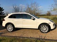 USED 2010 10 PORSCHE CAYENNE 3.0 D V6 TIPTRONIC S 5d AUTO 240 BHP