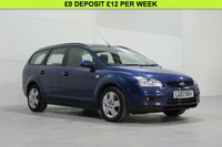 2007 FORD FOCUS 1.6 STYLE TDCI 5d 90 BHP £1990.00