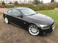 2008 BMW 3 SERIES 3.0 330D M SPORT 2d AUTO 232 BHP Full Service History Sat Nav £5795.00