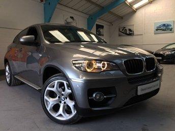 2011 BMW X6 3.0 XDRIVE30D 4d AUTO 241 BHP £18490.00
