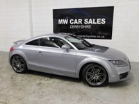 USED 2011 11 AUDI TT 2.0 TFSI S LINE SPECIAL EDITION 2d 200 BHP