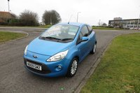 2009 FORD KA 1.2 ZETEC Low Miles,Alloys,Air Con £3450.00